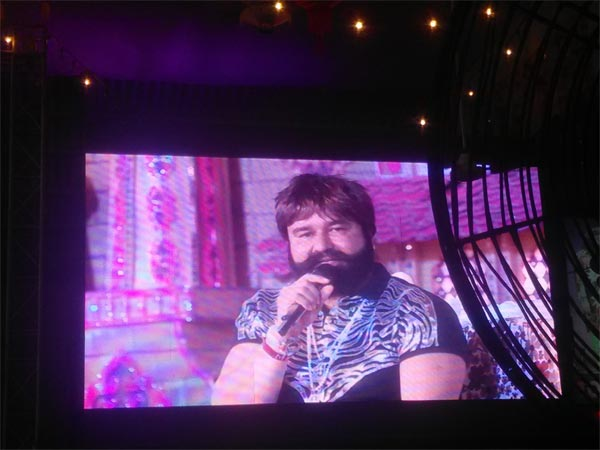 MSG Celebrates His 50th Birthday & Independence Day In Grand Style With A Crowd Of 35,000 People!