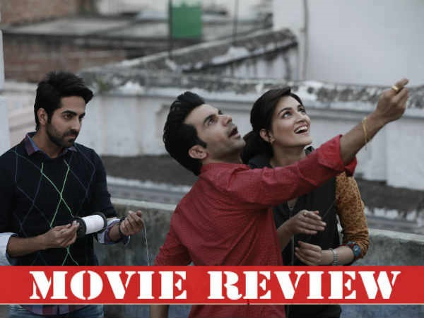 Bareilly Ki Barfi Movie Review: Rajkummar Rao Lends A Perfect Crunch To This Love Dessert!