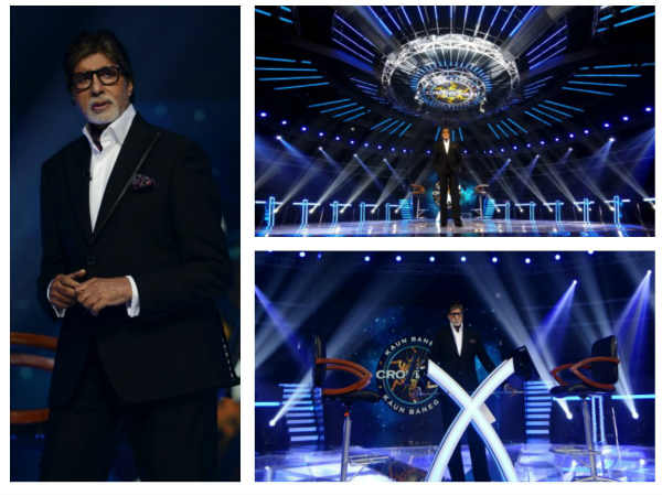 Amitabh Bachchan Relives 17 Years Of Kaun Banega Crorepati; Shares A Few More Pictures!