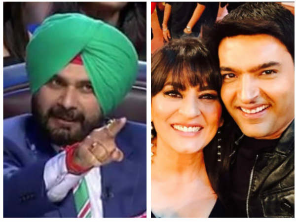 Here's What Archana Puran Singh Has To Say About Replacing Navjot Singh Sidhu On TKSS...