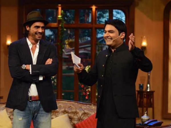 The Kapil Sharma Show: Did Kapil Sharma Make Arjun Rampal Wait? Here's What Arjun Has To Say…