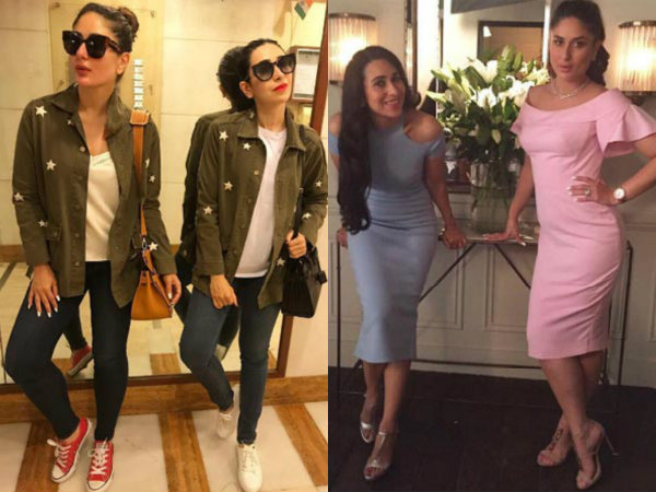 Damn! Kareena Kapoor & Karisma Kapoor Are Coming Together For A Project! Read Details
