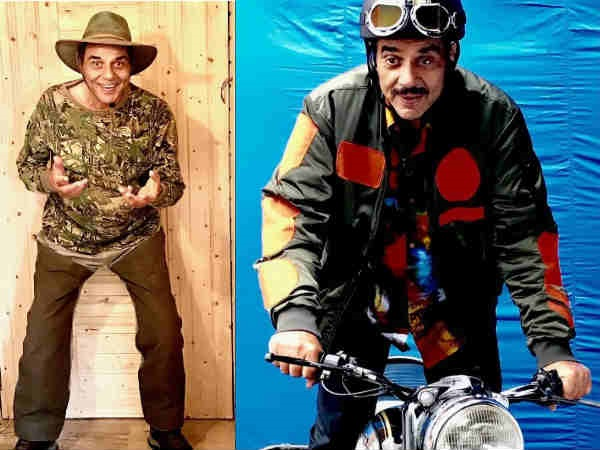 Dharmendra Makes His Debut On Twitter & Instagram; Shares A Pic From The Sets Of His New Film