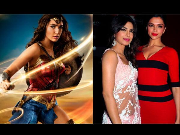 Deepika Padukone & Priyanka Chopra Lose Teen Choice 2017 Award To Gal Gadot!