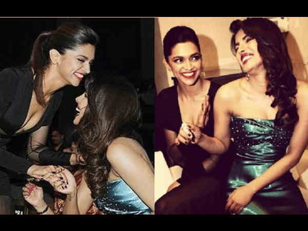 PATCH-UP DETAILS! Deepika Padukone & Priyanka Chopra End Their Cold War; Back To Being Friends?