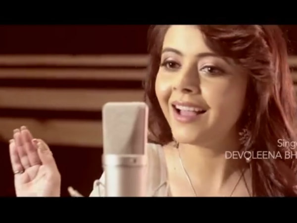 Saathiya Actress Devoleena Bhattacharjee Releases Her First Album; Dedicates It To Kanhaji!