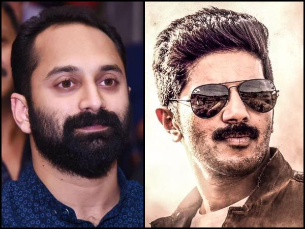 Dulquer Salmaan Sends Out His Special Wishes To Fahadh Faasil!