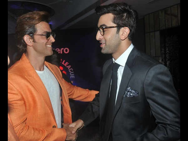 A THUMBS UP! Hrithik Roshan Applauds Ranbir Kapoor; Find Out Why