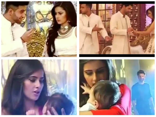 Iss Pyaar Ko Kya Naam Doon 3 SPOILER: Advay Shocked To See Chandini With A Baby!