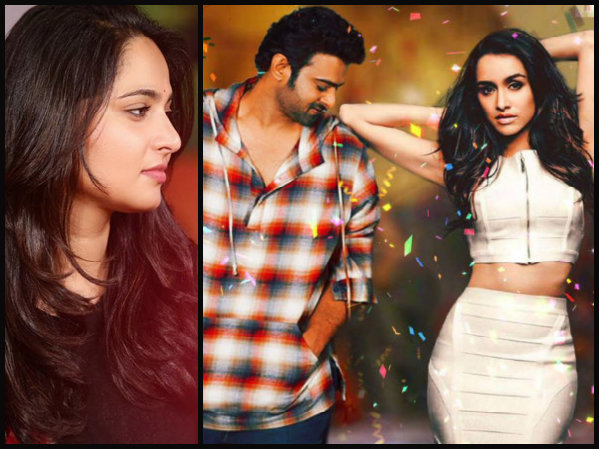 UNEXPECTED! Anushka Shetty UPSET With Prabhas-Shraddha Kapoor's Casting In Saaho? Here's The Truth