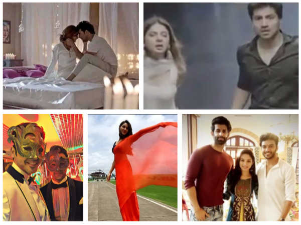Here's All You Need To Know About Jennifer Winget, Nikita Dutta & Namik Paul's New Shows (PICS)
