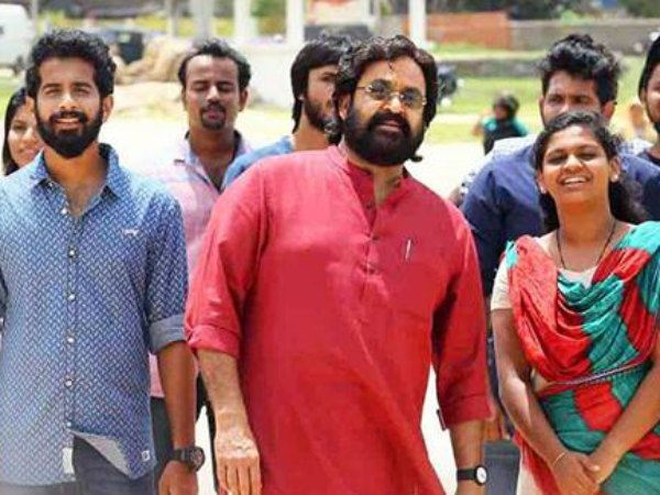 'Jimikki Kammal..' From Mohanlal's Velipadinte Pusthakam Is Busy ClockingViews!