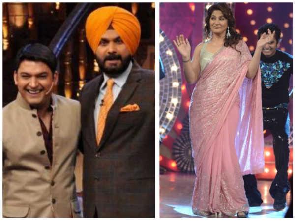 The Kapil Sharma Show: Kapil Sharma Upsets Navjot Singh Sidhu, Courtesy Archana Puran Singh!