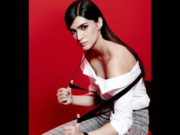 Tattooed and Smoking Women are viewed as promiscuous: Kriti Sanon