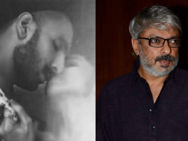 Sanjay Leela Bhansali Upset With Deepika Padukone & Ranveer Singh, All Thanks To Their Kissing Pic
