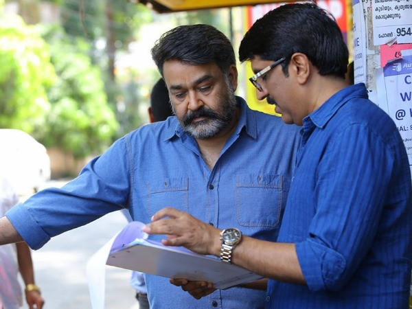 Mohanlal's Villain: Is This The Plot Of The Movie?