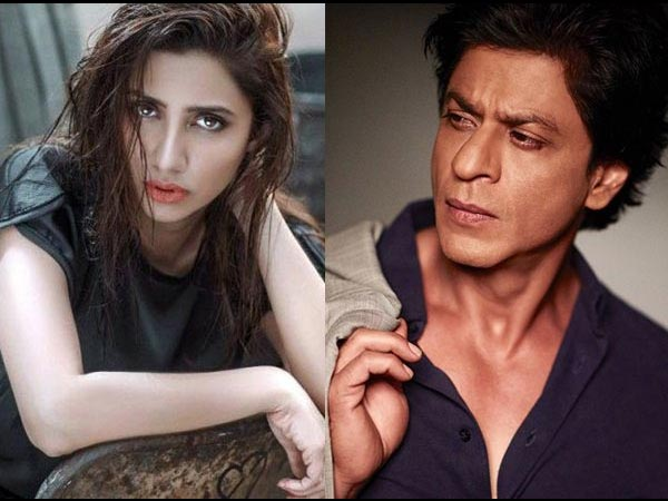 Is Mahira Khan Talking About Shahrukh Khan? Says She Felt Like BEING PUNCHED In The Stomach