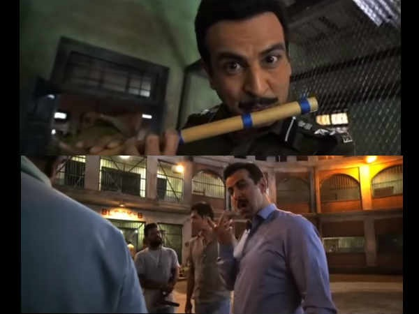 Lucknow Central: Ronit Roy Was Nothing Like His Reel Character On The Sets; Here's The Proof!