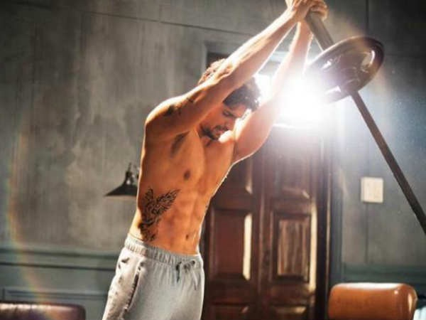 Sidharth Malhotra On Why He Is Yet To Get Tattooed In Real Life Filmibeat