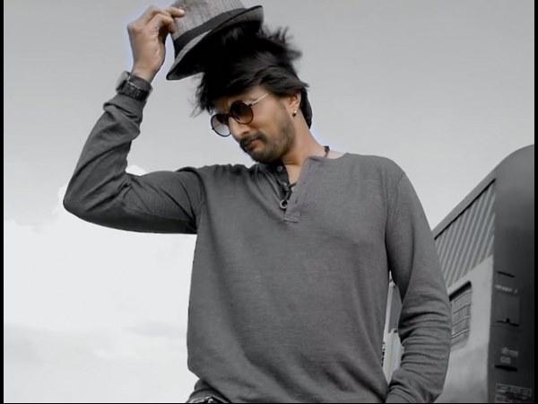 WHOA! Sudeep Sets A New Record; His Followers Reach 1 Million On Twitter!
