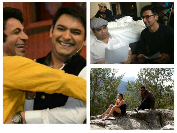 On Sunil Grover's birthday, Kapil Sharma has a special message for him