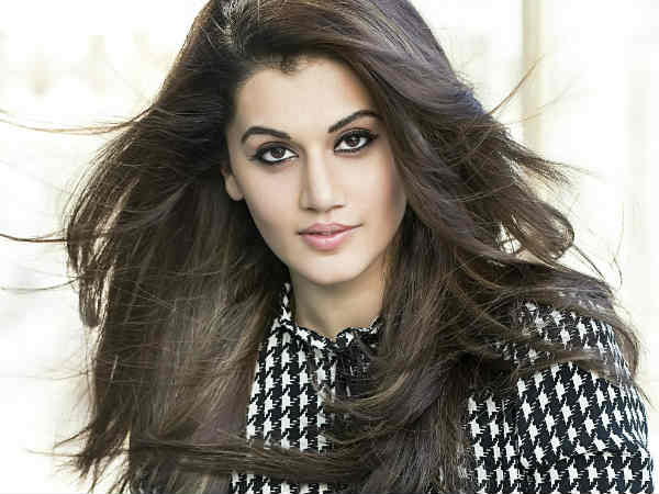 Being A Female Actor With An Opinion Is Tough: Taapsee Pannu