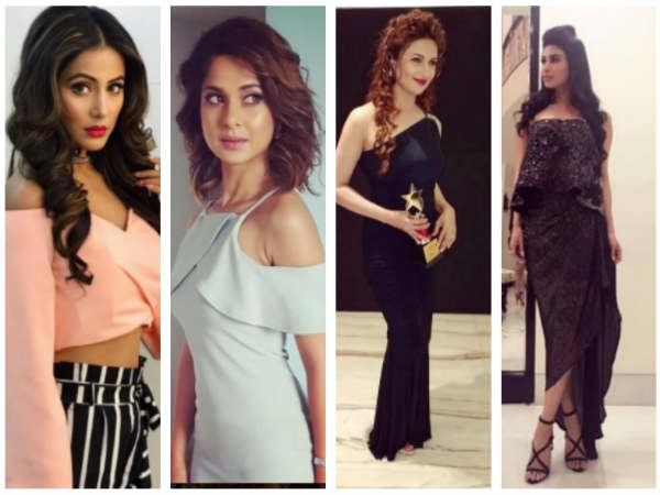 Jennifer Winget, Nia Sharma, Hina Khan,  … - These Hot TV Divas Are No Less Than Bollywood Celebs!