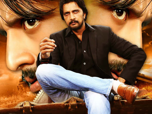 This Ingenious Answer From Kichcha Sudeep To His Hater Will Melt Your Heart Away!