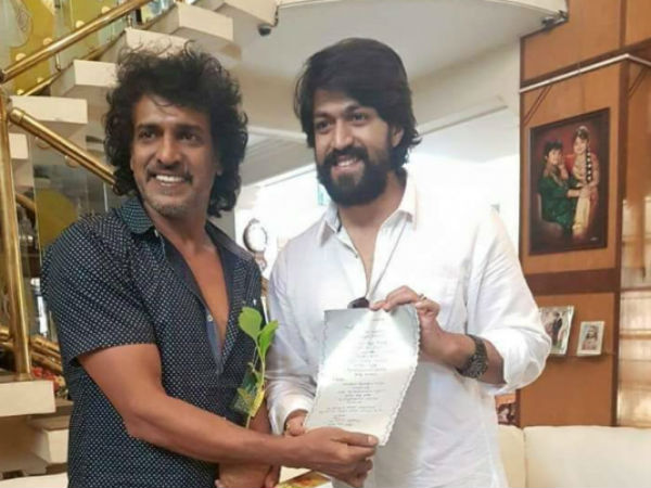 Rocking Star Yash Announces His Support For Real Star Upendra's Political Journey; Wishes Him Luck!