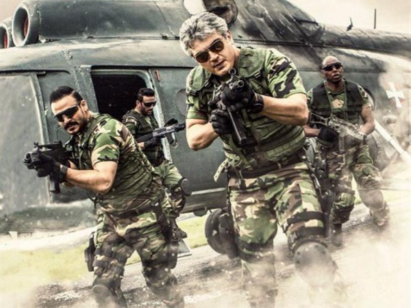 Vivegam Trailer: Lauded By Celebrities & Audiences Alike!