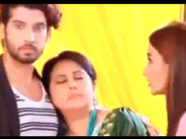 Ali Shocked To See Riya