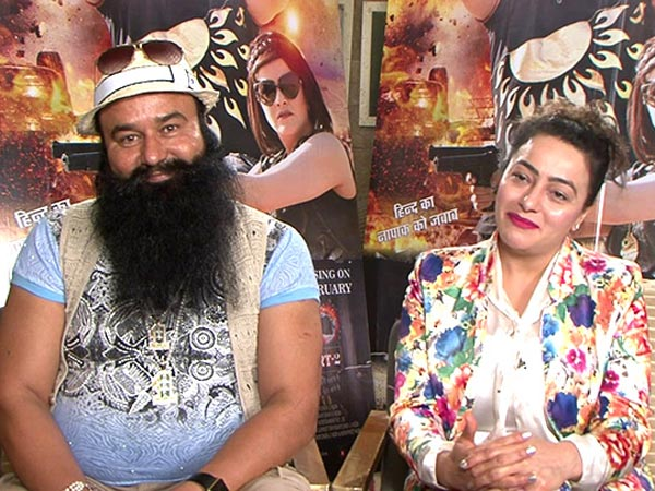A Lookout Notice Against Honeypreet Insaan