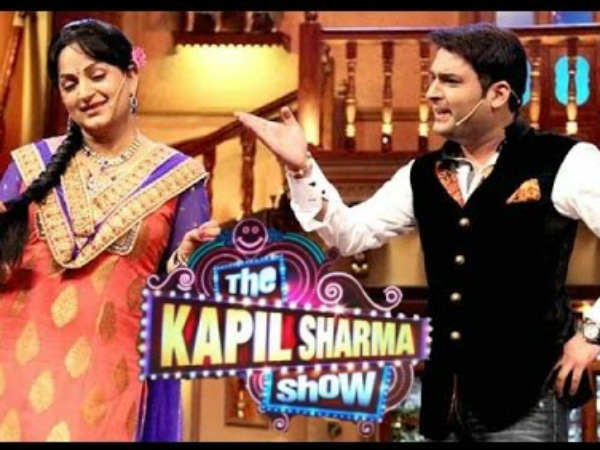 Upasana Is Concerned For Kapil's Show