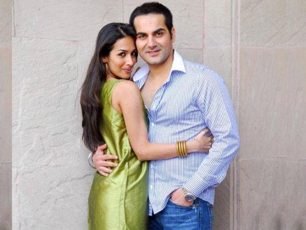 Arbaaz Khan has good relationship with Malaika Arora