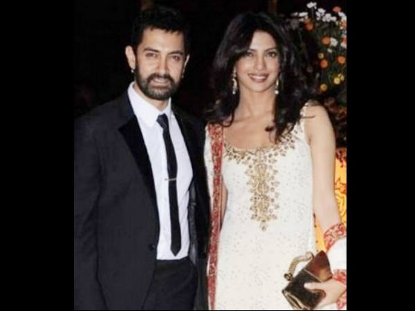 Rakesh Sharma Biopic : Aamir Khan and Priyanka Chopra to play husband- wife ?