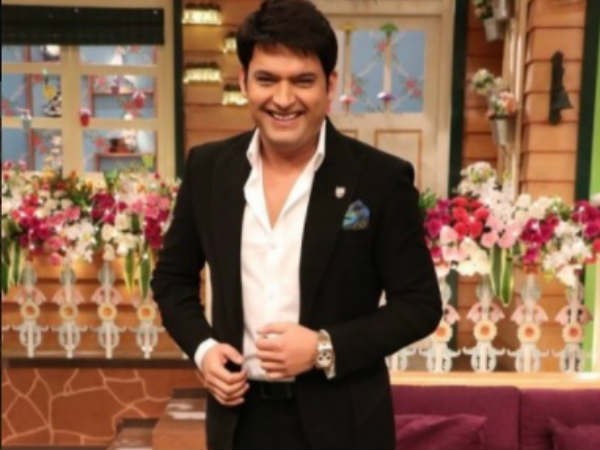 Kapil Is Thankful To The Channel