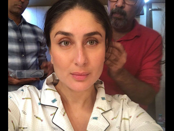 Kareena's Stunning Look For The Film