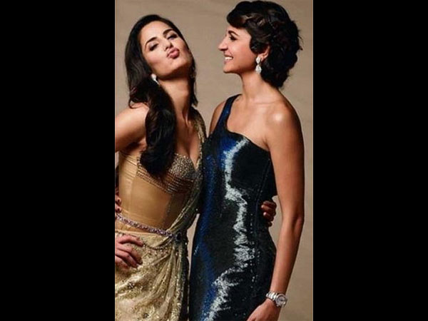 No Scenes Between Anushka And Katrina