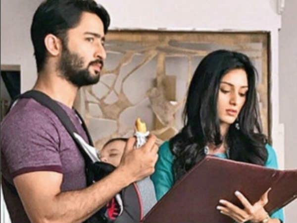 Shaheer & Erica Start Shooting For KRPKAB 2