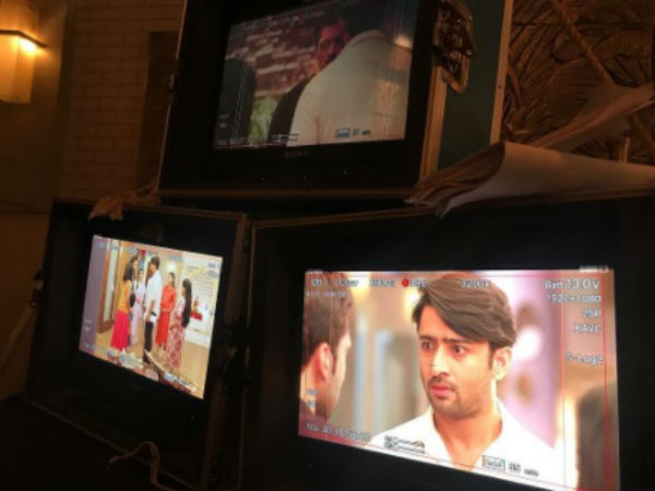 Shaheer Sheikh Is Happy That The Show Is Back