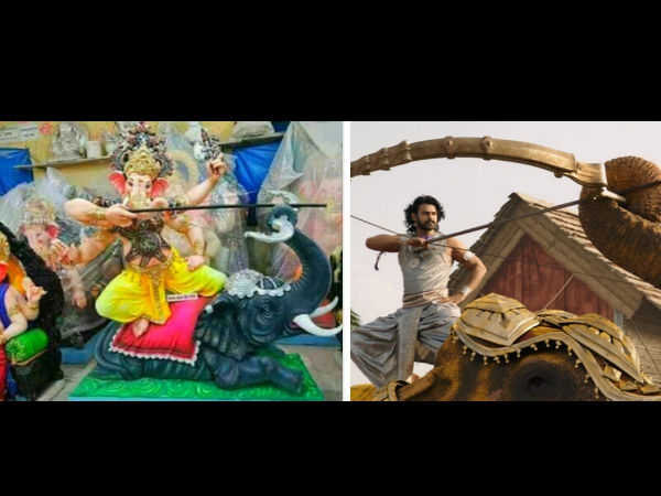 Bappa's Special Connection With Baahubali