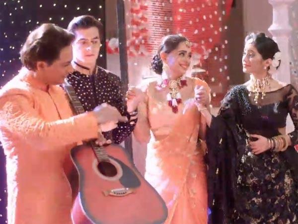 Yeh Rishta Kya Kehlata Hai SPOILER Naira Comes Up With A Unique Theme For Kriti Amp Nakshs