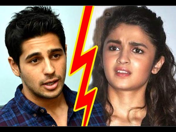 Alia & Sidharth Were Struggling