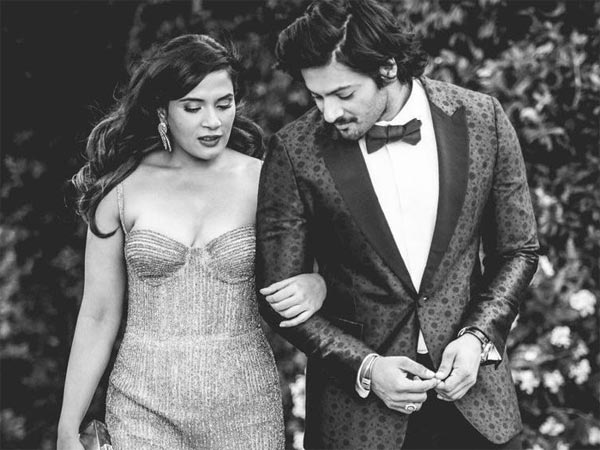Richa Chadha - Ali Fazal go public with their romance