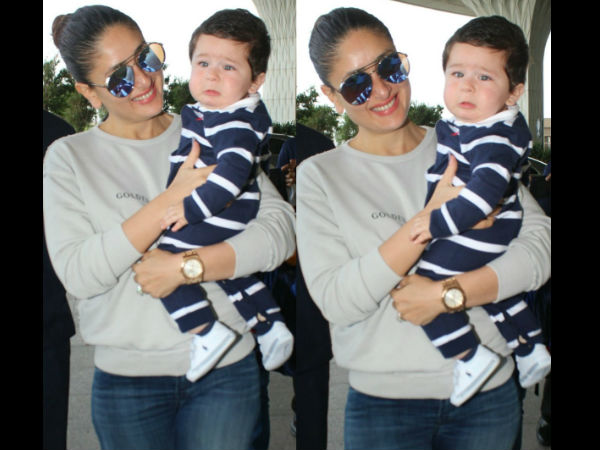 Kareena On Taimur's Craze Among The Paparazzi