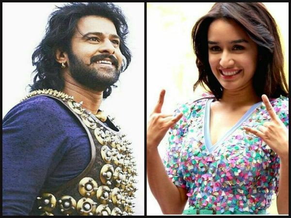 Shraddha & Prabhas Have Found A Way To Bond With Each Other