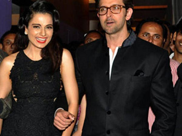 When Asked, ''Did Kangana & Hrithik Indeed Have A Scene?