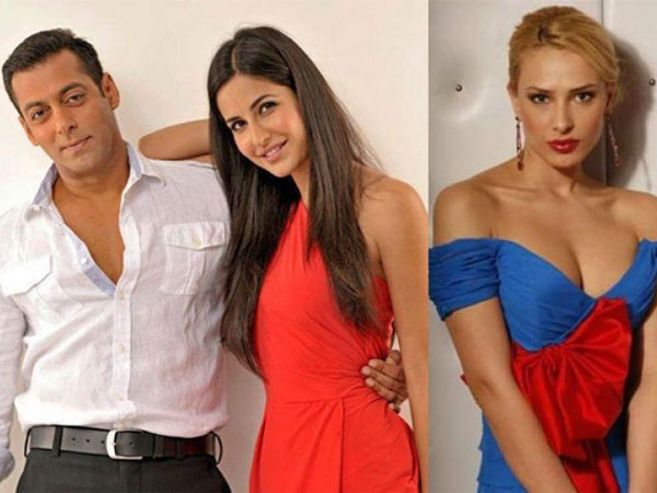Something Is NOT RIGHT! Salman Khan & Katrina Kaif Giving Iulia Vantur Sleepless Nights!