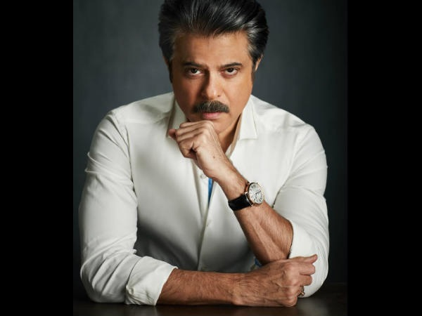 Anil Kapoor goes grey for 'Fanney Khan'