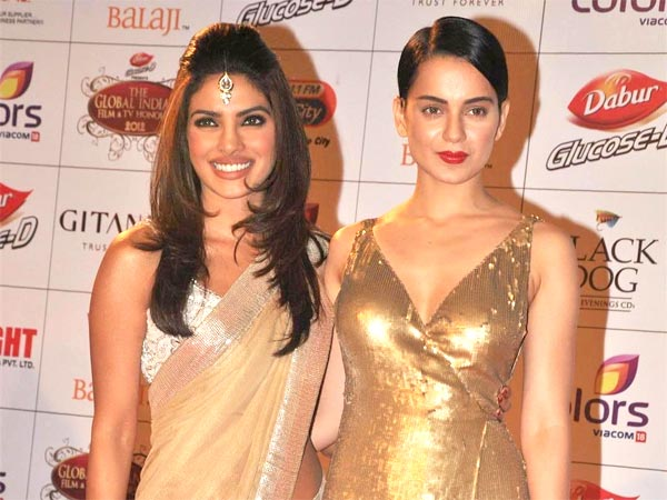 Sorry Kangana, Priyanka Doesn't Want To Follow Your Path